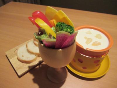 チーズフォンデュ食べ放題980円?「大宮ガーデンファーム」