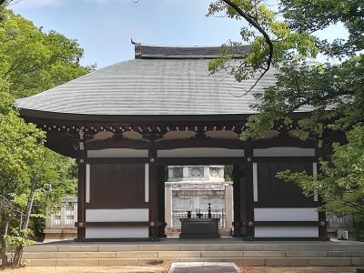 日泰寺と熱田神宮