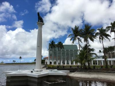チェジュ航空が就航したっていうから、ちょっとグアム行ってきた(^^;) Vol.3 ホテルのプールでノンビリ