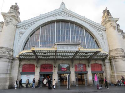 オルセー美術館・パリ北駅があった♪連結器が破壊された♪ピカチュー2019年5月 フランス ロワール地域他 8泊10日 1人旅(個人旅行)29
