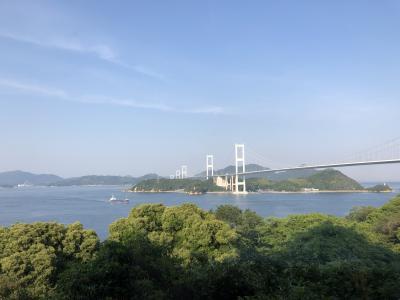 茶売さんと行く夫婦で初めての四国・中国地方の旅(第一日目)高松空港から今治まで