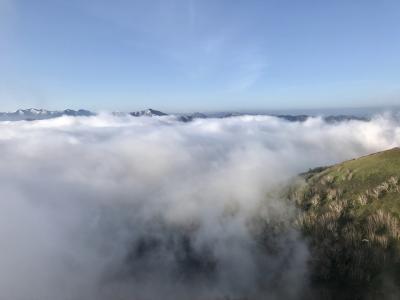 2019年5月 星野リゾートトマムに雲海を見に その2 雲海&リゾート満喫編