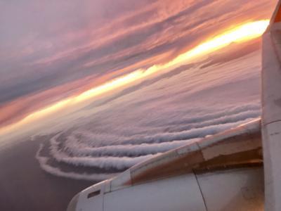 2019年5月 星野リゾートトマムに雲海を見に その3 悪天候型雲海&空港散策編