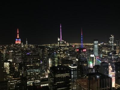 おためしNYC shorttrip  目的のマンハッタン