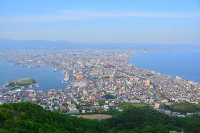 大昔は島だった函館山 その美しい夜の顔と知られざる恐ろしい顔を探検した