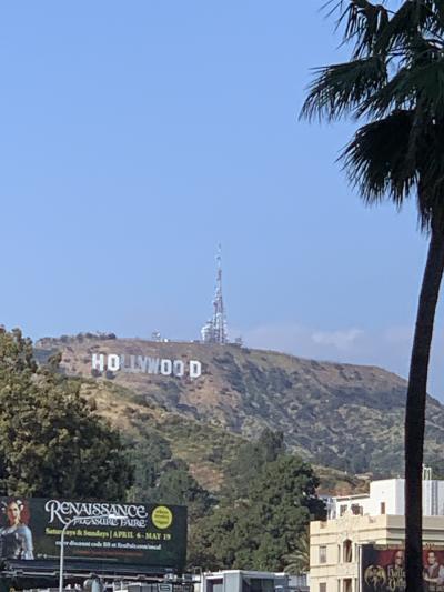 憧れの地☆ハリウッド