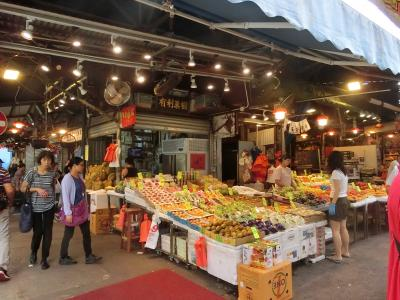 シニア夫婦の香港ぶらぶら街歩き 2日目