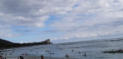 令和元年 ハワイに行って来ました。②