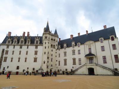 ナント徘徊♪ブルターニュ公爵城は奴隷貿易の資料館とROCKだった2019年5月 フランス ロワール地域他 8泊10日 1人旅(個人旅行)31