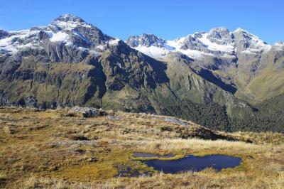 5月のルートバーントラック ニュージーランド旅行記