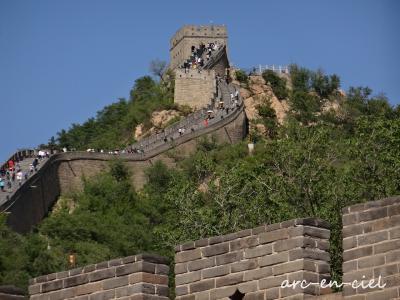 北京と万里の長城 3泊4日(2017)