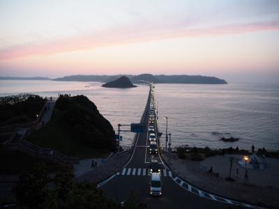 九州・中国地方一周(4日目)角島大橋