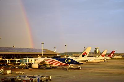 ナマステ・インド、サワッディー・タイ part 2 - マレーシア航空ビジネスクラス クアラランプール→バンコク