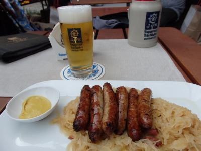 オーストリア・セルデン&ドイツ・ニュルンベルクとミュンヘンの旅【20】 ニュルンベルクの町並み散策