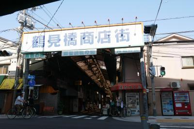 大阪浪速区から西成・大正区へ、ちょっとディープだけど普段着の大阪があるよ&船旅付チャリツアー