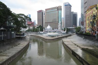 KL・SG旅行2019(現地1日目)