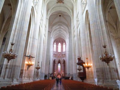 ナント徘徊♪サン・ピエール・サン・ポール大聖堂♪フランシス2世のお墓♪2019年5月 フランス ロワール地域他 8泊10日(個人旅行)36