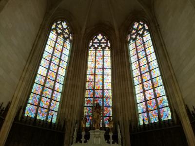 ナント徘徊♪サン・ピエール・サン・ポール大聖堂♪クリプタにも行ってみた♪2019年5月 フランス ロワール地域他 8泊10日(個人旅行)37