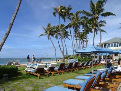 ハワイ大好き 夫婦のんびり旅行2019年 2日目(カハラ編)