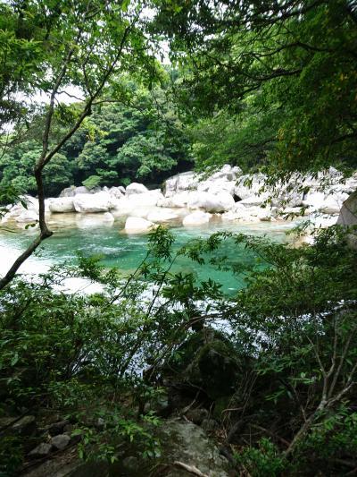 屋久島1周ドライブの旅