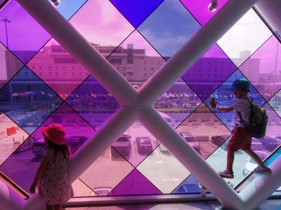 4・6歳児連れ、GWは家族でカリブ海クルーズ:マイアミー帰国編