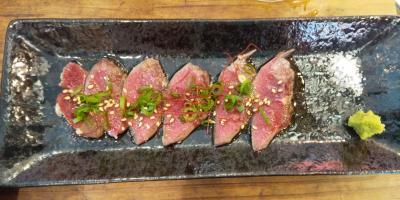 西広島(己斐)駅の周辺グルメ:カレー、肉屋立ち飲み、スペイン産生ハム