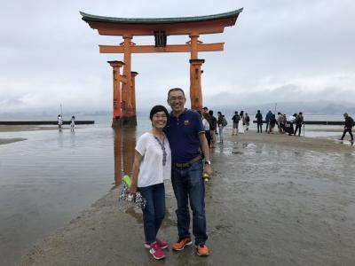 茶売さんと行く夫婦で初めての四国・中国地方の旅(第三日目)広島(準備中)