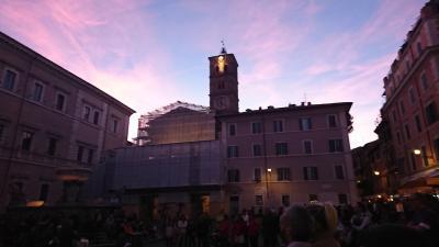 ヨーロッパ1か月周遊旅行_4日目④(イタリア:ローマ)
