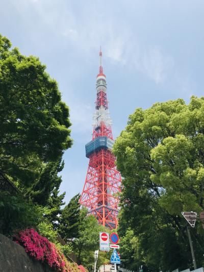 東京お散歩御朱印旅