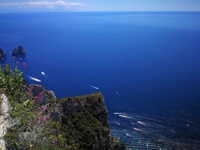 祝30歳誕生日旅行!カプリ島でぼーっとのんびり旅!