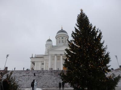 Day 7-2 Latvijas Lācisとバルト三国里帰り&クリスマスマーケット★人生初の自力渡航(ヘルシンキ 2)