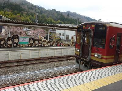 おおさか東線に乗りに行く【その3】 その前に、引き続き信楽高原鐵道乗る