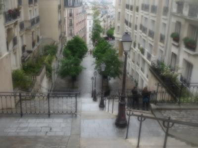 Le Petit Moulin Bistro Montmartre  ル・プティ・ムーラン モンマルトル 30年の邂逅