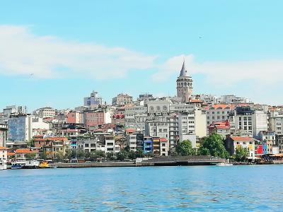 全員がお一人様ツアー イスタンブールでもう1泊 ⑦