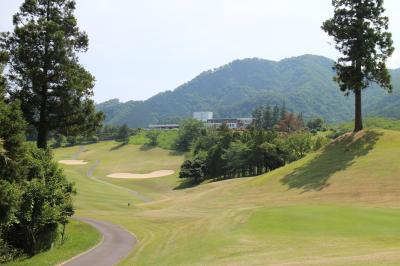 梅雨の晴れ間にゴルフで元気 6月/2019