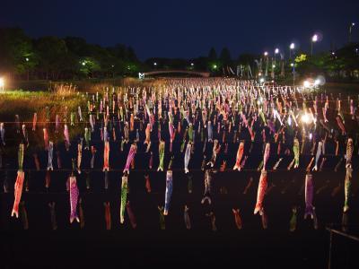 GW東北ツー⑦ 大谷+鯉のぼり祭 354km