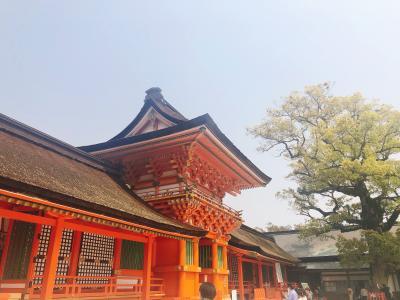 春の宇佐神宮