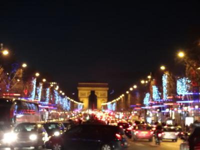 2013年12月~2014年 1月 パリ & アムステルダム