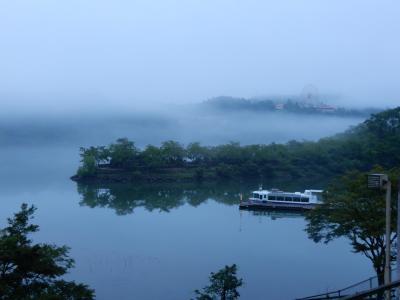 新大阪から名古屋 0円の移動手段み~つけた♪ 恵那峡1泊、翌日「馬籠宿」からの名古屋入り♪ そして悪天候の中ヨットレース