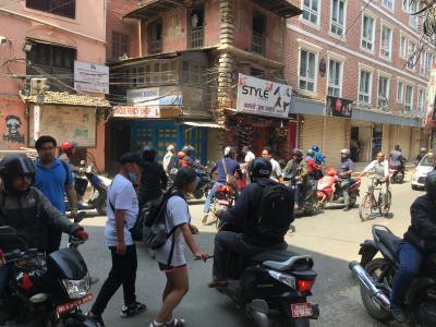 2019 GW ネパール、タイと韓国(少々)の旅⑤ 世界遺産の町 パタンへ行くの巻