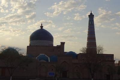 2019 GW 中央アジア 目指すは地獄の門@トルクメニスタン(2)タシュケント~ヒヴァ~地獄の門