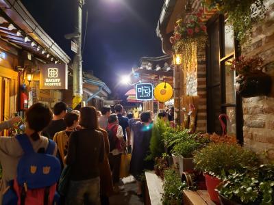 韓国ひとり旅第9弾 ソウルっ子に人気の益善洞(イクソンドン)を散策&ゴートゥーモールGO TO MALLで爆買い