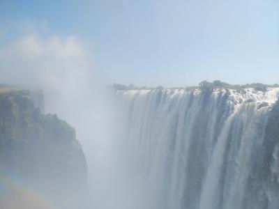 南部アフリカ2019GW旅行記 【5】ビクトリアフォールズ(ザンビア側)1