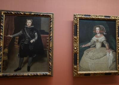ウィーン美術史美術館【4】スペイン絵画・イタリア絵画(4)Velazquez etc