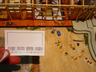 【東京散策100-2】 建築倉庫ミュージアム『Wandering Wonder』と『ガウディをはかる GAUDI QUEST 』