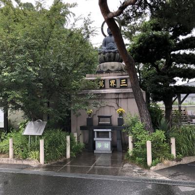 豊島園の浄土宗11ケ寺に参拝~2019年6月