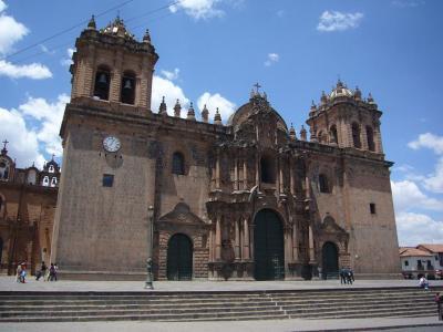ブラジル・アルゼンチン・ペルー13日間の旅(6) クスコ
