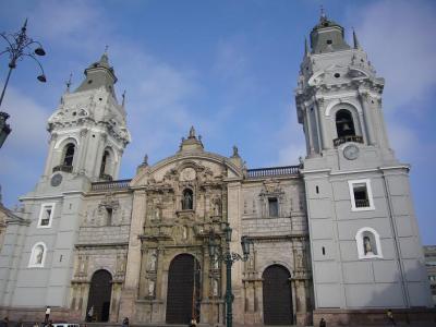 ブラジル・アルゼンチン・ペルー13日間の旅(8) リマ