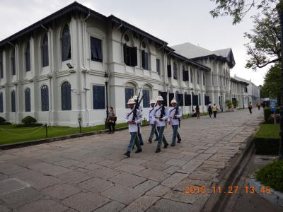 amazing THAILAND! (20)ワットプラケオ、王宮、ワットポーに行ってみた・・・