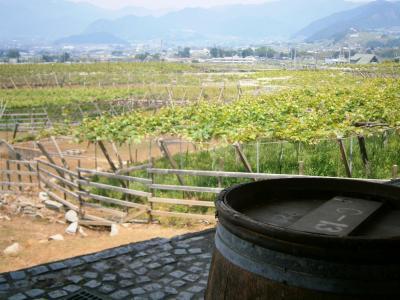 ワインが飲みたくて勝沼へ1泊2日の旅~1日目:まるきワイナリーと恵林寺